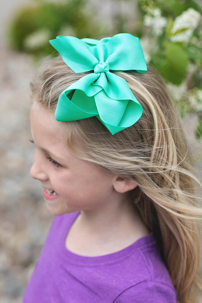 Tropic Hair Bow