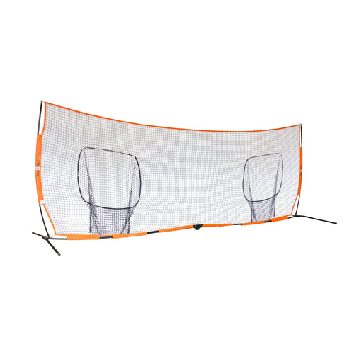 Bownet Big Mouth 2 - 21.5' x 8' Dual Net