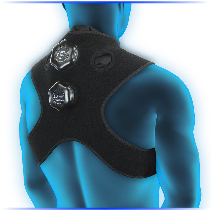 ICE-20 Neck/Traps Compression Ice Therapy