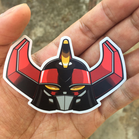 Daizyujin Vinyl Sticker (Small)