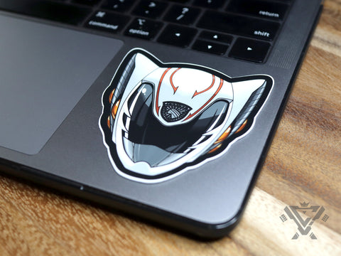"TSD-DS Dekaswan - 3""x 3"" Vinyl Sticker"