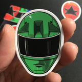 "SP Squadron  3"" Vinyl Sticker Pack (6 Stickers)"