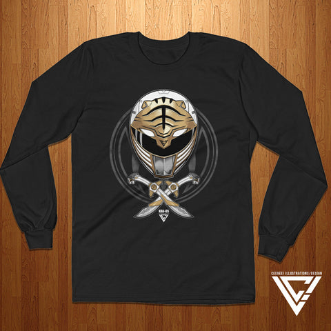 KIBARANGER Long Sleeve Tee (Black)