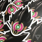 "Project Saiyan - 3"" Vinyl Sticker"