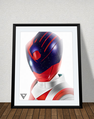"Shishi Red - 8"" x 10"" Poster"