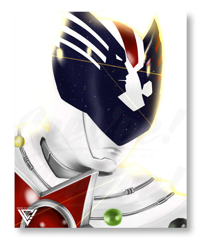 "ShishiRed Orion - 8"" x 10"" Poster"