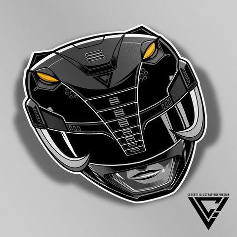 ZYU-02 Mammoth Ranger Vinyl Decal