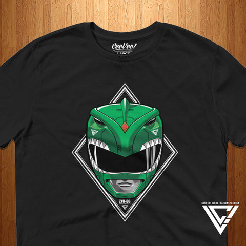 ZYU-06 Dragonranger (Black) - Unisex/Men's Tee