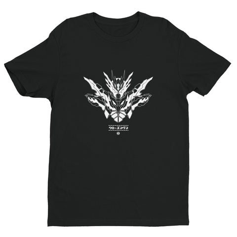 Cross Z Magma - Black Tee