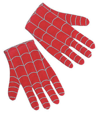 Child Spiderman Short Gloves