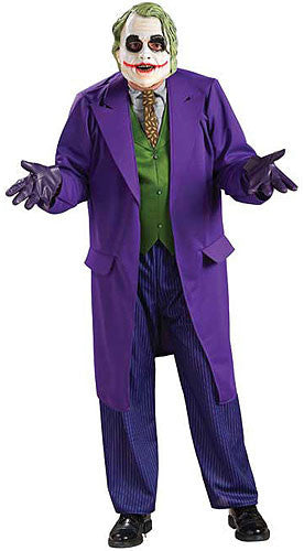 Dark Knight Adult Joker Costume