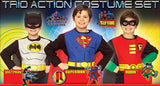 Action Trio Costume Set