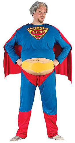 Super Sized Superhero