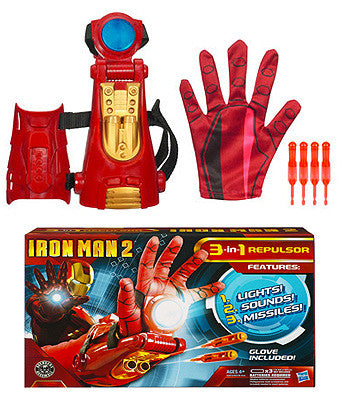 Iron Man Hand Repulsor