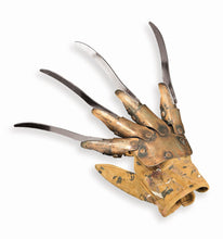 Real Freddy Krueger Replica Metal Glove