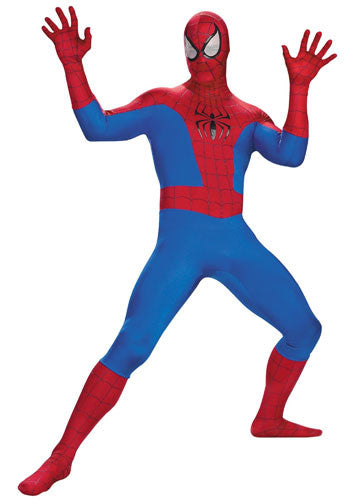 Authentic Spiderman Costume