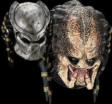 Deluxe Predator Adult Mask with Bio Shield