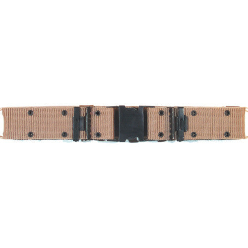 Nylon Belt with Quick Release Buckle (Tan)