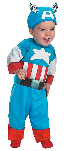 Toddler Captain America Costume