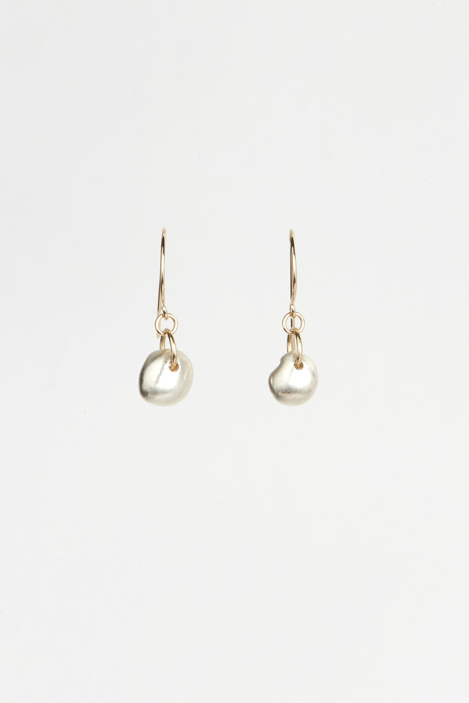 Mini Rock Earrings