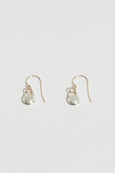 Gregorian Stone Earrings