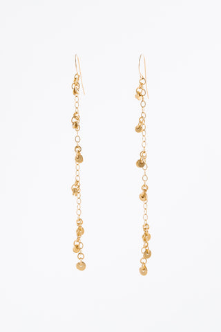 Related product : Gold Coco Chain Earrings