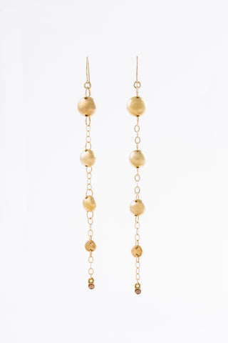 Related product : Gold Washed Away Rock Earrings