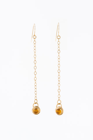 Related product : Gold Gregorian Chain Earrings
