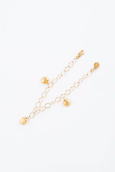 Mini Gold Rock Bracelet