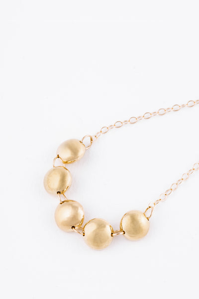 Gold Rock Choker