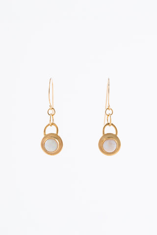Related product : Gold Gregorian Stone Earrings