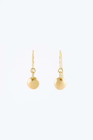 Related product : Mini Gold Rock Earrings