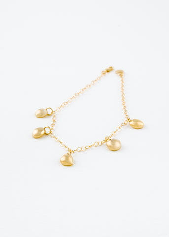 Related product : Mini Gold Rock Anklet