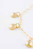 Mini Gold Rock Anklet