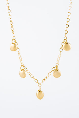 Related product : Mini Gold Rock Choker
