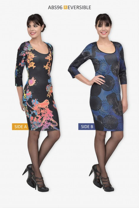 Eroke Reversible Dress