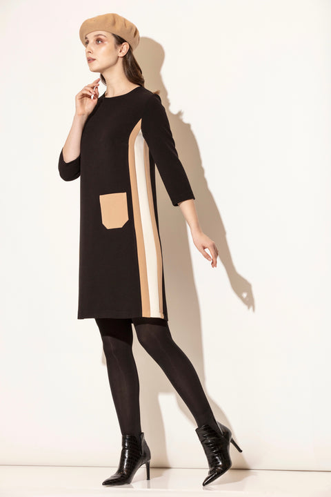 Kate Cooper Contrast Dress