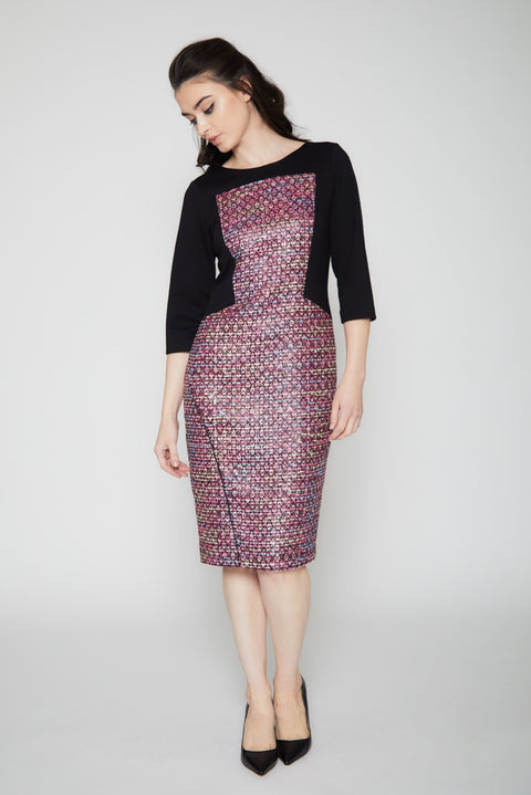 Kate Cooper Tweed Dress