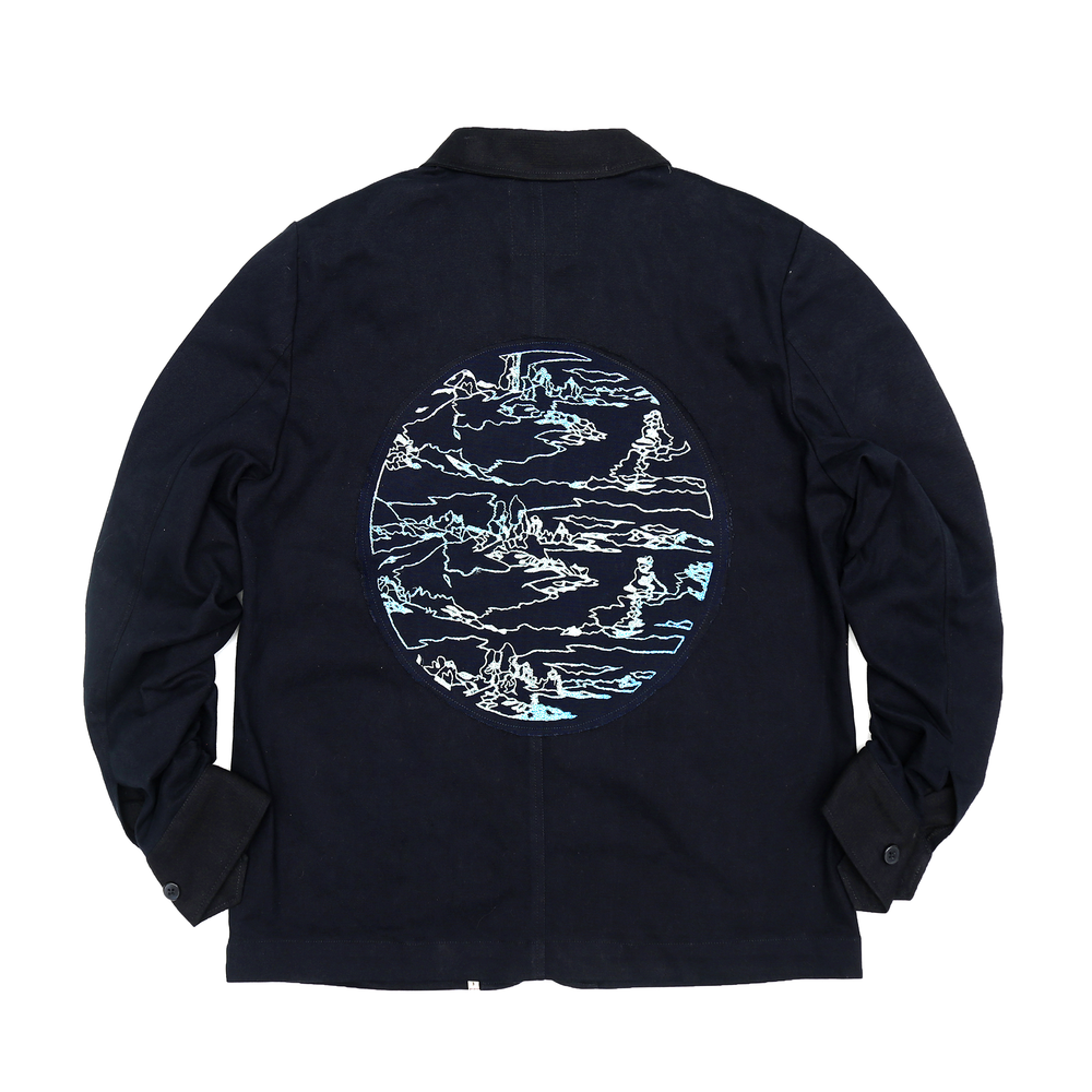 BONFIRE NAVY BLUE - CARDIGANS