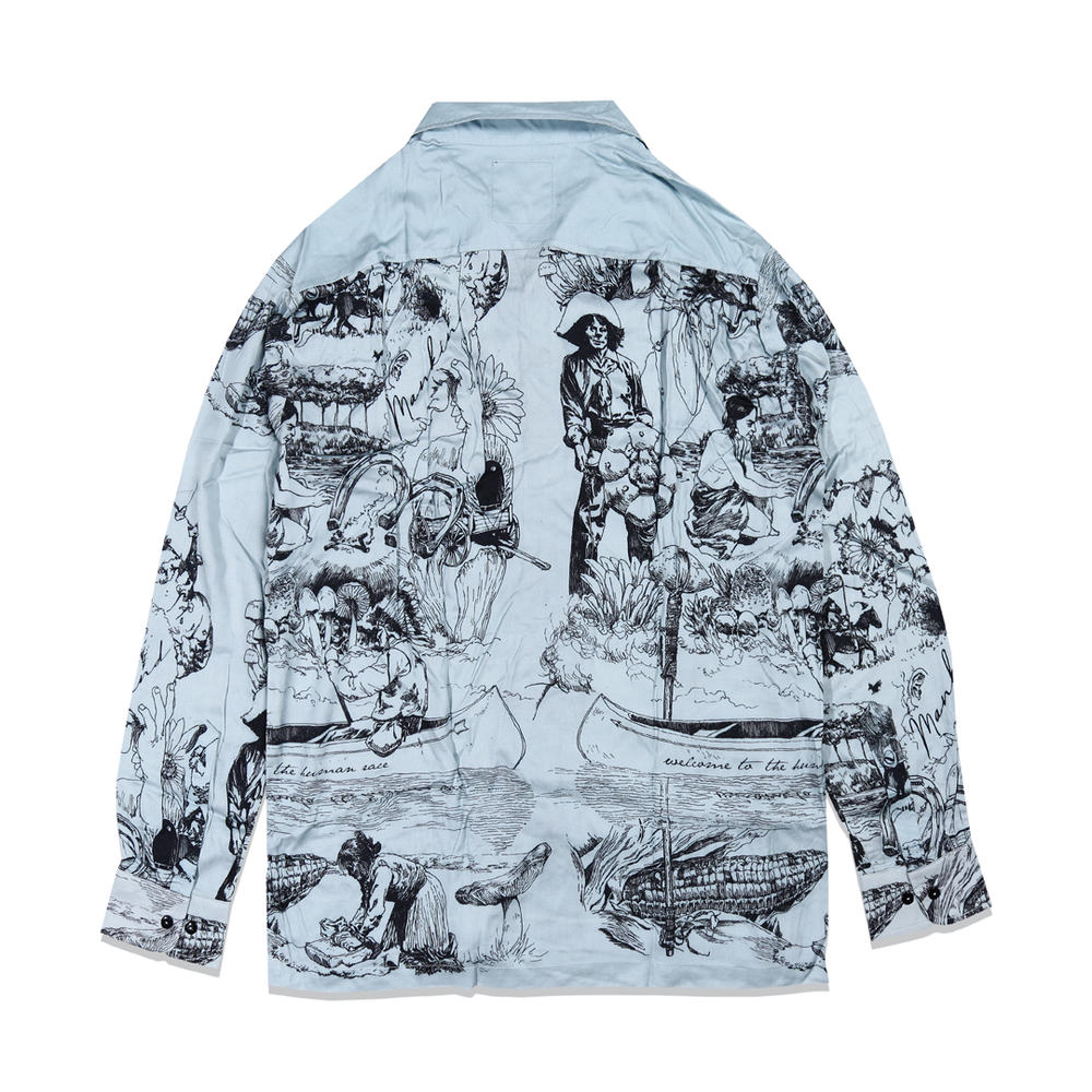 Load image into Gallery viewer, PONTIAC - LONGSLEEVE SHIRT