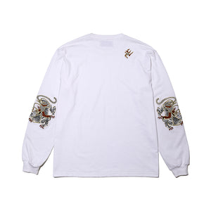 Load image into Gallery viewer, DIASPORA - LONGSLEEVE T-SHIRT
