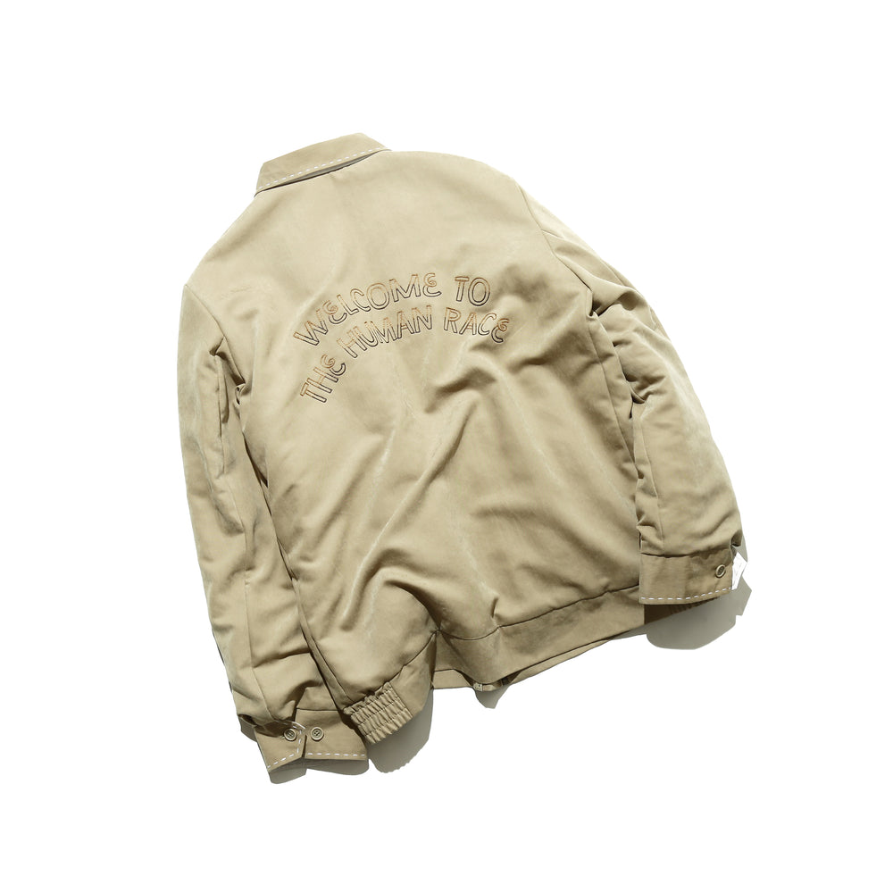 BOLETE CREAM - JACKET