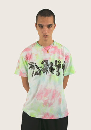 FANTASIA ACID - SHORTSLEEVE T-SHIRT