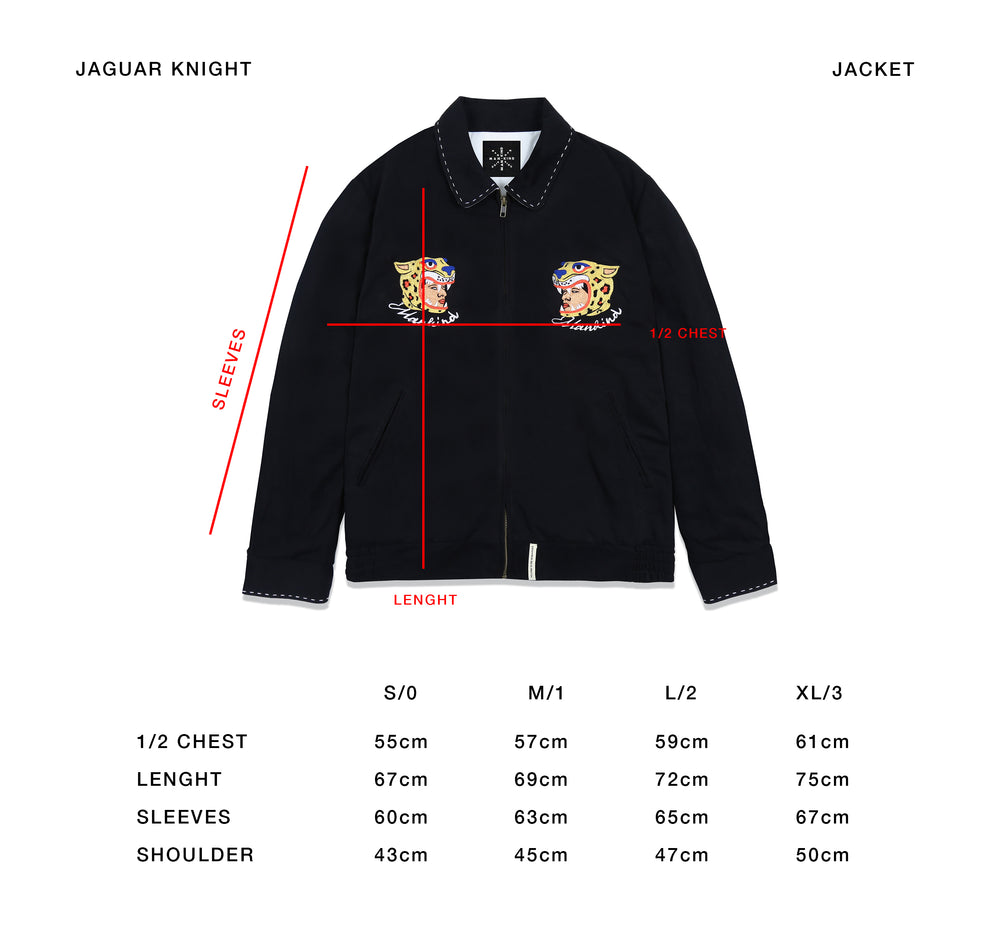 JAGUAR KNIGHT - JACKET