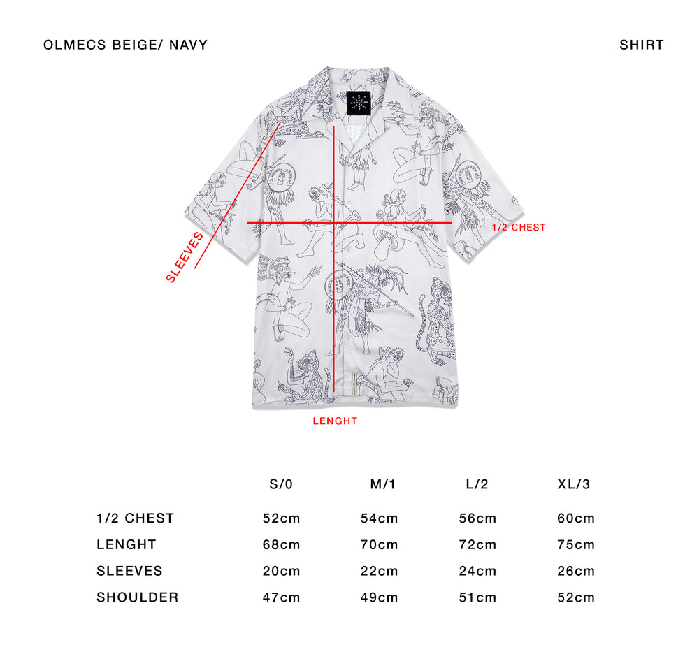 Load image into Gallery viewer, CONTOUR - SHIRT