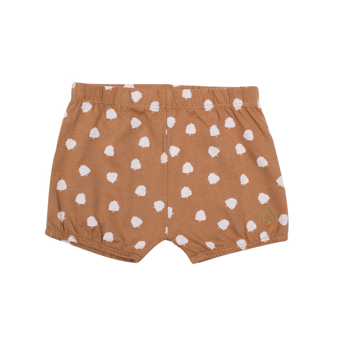 Mila Nappy Cover Shorts