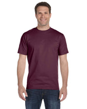 NCRS Cotton Embroidered T-shirt (Left chest logo embroidered)