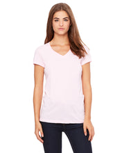 NCRS Ladies Cotton T-shirt (logo printed on front)
