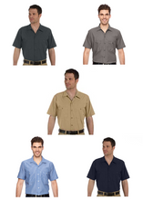 NCRS Dickies Mechanic Shirt
