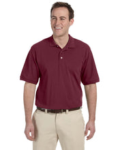 NCRS Cotton Blend Pique Polo